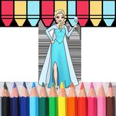 Learn to Draw Elsa Frozen 1.0