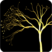 Draw art of plasma trees color 9.1