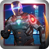 Iron Cop Avenger Ninja Run 1.3