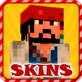 Pirates skins for Minecraft 1.0.0