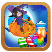 CANDY WITCH HELLOWEN 1.0