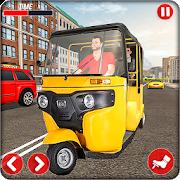 Real Rickshaw Driving Simulator-Tuk Tuk Games 1.0.3