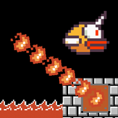 Clappy Devil Bird GoGoGo!sdAction