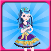 Apple Princess Dress Up 1