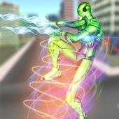 Super Flash Speed Hero Immortal Battle