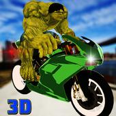 Superheroes Bike Stunts 1.0