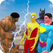 Monster Hero vs Superheroes 1.0