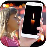 Candle Flashlight – Candle Flame App 1.0