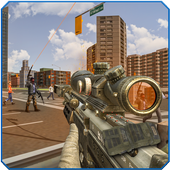 Traffic Counter Attack Sniper Action Shooter 3D 1.0.1