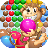 Sandy Monkey Bubble ShooterdrosarArcade