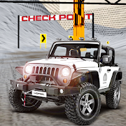 Off-road Snow Mountains Jeep Racing 3D 2018 1.0