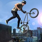 Rooftop Stunt Man Bike Rider 1.1