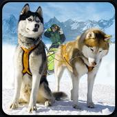 Snow Dog Sledding Simulator 3D 1.0.1