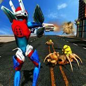 Super Spider Robot Battle Hero 1.0
