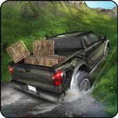 Extreme Off-road Pickup Truck Driving Simulator