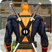 Dual Sword Superhero Pool Warrior : Escape Mission 2.0.5