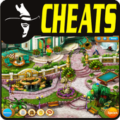 Cheat Gardenscapes Full Series 1.0