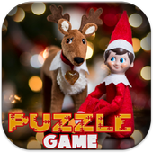 Puzzle Game: ®Elf on the shelf® 2018 2.1