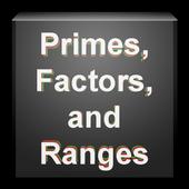 Primes, Factors, and Ranges 1.2