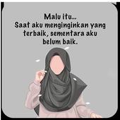 Download 9400  Gambar Animasi Muslimah Terbaik HD Terbaru