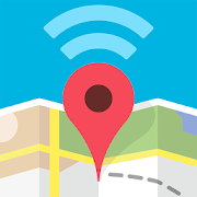 Wifimaps: free wifi +passwords 1.0
