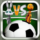 Football Game 3D : Hare VS Turtle Plenty Shoots 1.4
