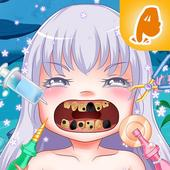Cute Mermaid Tooth Doctor - Kids Game