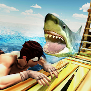 Angry Whale Shark Hunter - Raft Survival Mission 1.2