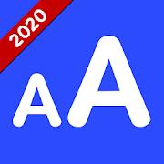 Big Font - Change Font Size - font size changer 1.2.13