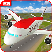 Tourist Transporter Airplane Flight Simulator 2018 1.2