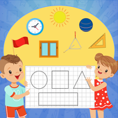 Math, Logic and Word Games For Kids 1.0