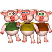 3 Chanchitos Cuento Infantil 1.2