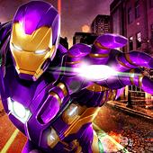 Ultimate Immortal Iron Superhero Robot 1.0