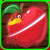 Fruit Cut: Classic Bird Rescue Game For Kids 1.8