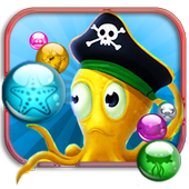 Bubble Shooter Octopus Classic 1.7
