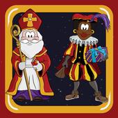 Sinterklaas and Piet MazeRudie EkkelenkampCasual