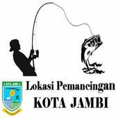 Lokasi Pemancingan Kota Jambi 2.0