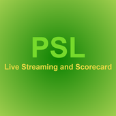 Live PSL Streaming and Scorecard 1.6