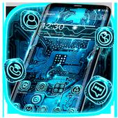 Electric Circuit Board Gravity Theme 1.1.2
