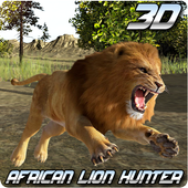 African Lion Hunter