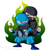 Frozen Ninja Running Soni PRO 1.0