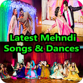 Mehndi Night Dance Video Songs 1.1
