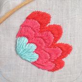 Embroidery Stitch Tutorial 1.0