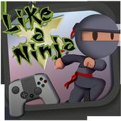 Like a Ninja 1.0.2