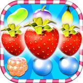 Real Fruit Jely Crus Free Game 1.0
