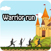 Warrior Run - Endless Running