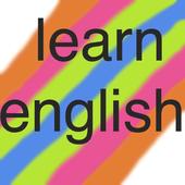 learn english  2017 1.0