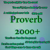 proverbs in english 2.0.1