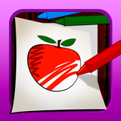 ABC Coloring Town Free
