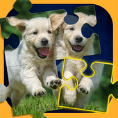 Puppy Dog Jigsaw Puzzles 1.0.3